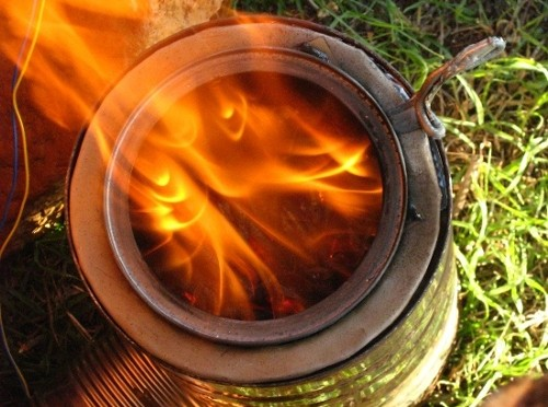 How to make a Woodgas Stove.