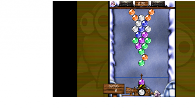 Frozen Bubble Android Game – Like Puzzle Bobble.