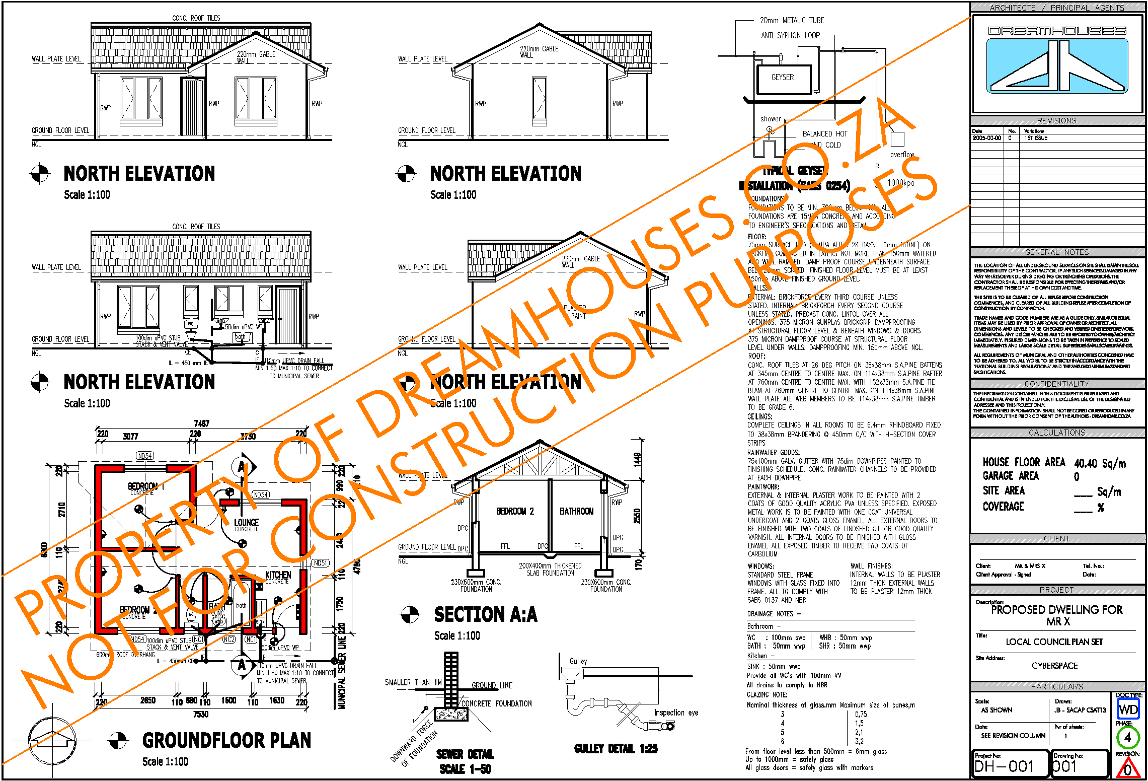 South African House Building Plans House Design Plans