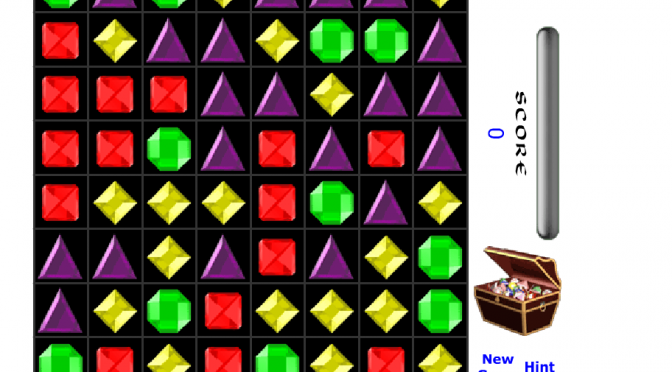 Play Bejeweled Puzzle Game Right Here Right Now – Free ( Online )