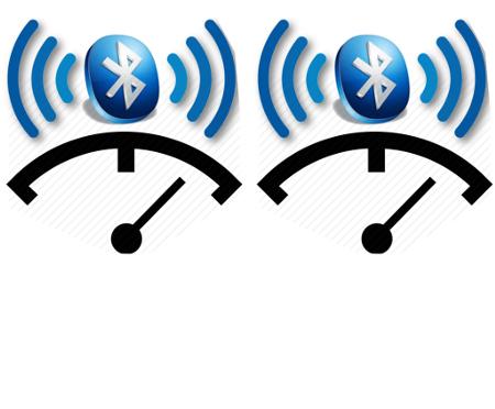 Bluetooth Signal Strength Meter